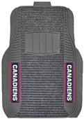 Fan Mats Montreal Canadiens Deluxe Car Mats (set)