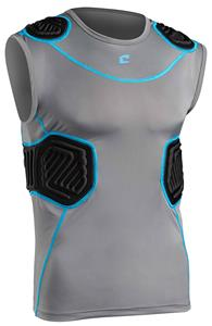 Champro Bull Rush Football Compression Shirt