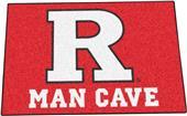 Fan Mats NCAA Rutgers Man Cave Starter Mat