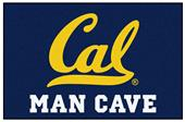 Fan Mats Univ of California Man Cave Starter Mat