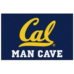 Fan Mats Univ of California Man Cave Starter Mat