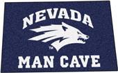 Fan Mats NCAA Univ of Nevada Man Cave Starter Mat