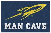 Fan Mats University of Toledo Man Cave Starter Mat