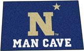 Fan Mats U.S. Naval Academy Man Cave Starter Mat