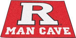 Fan Mats Rutgers Man Cave Tailgater Mat