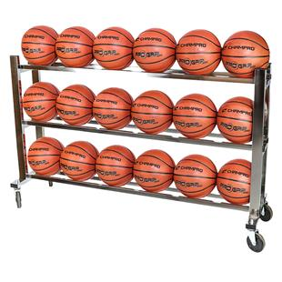 Champro Monster Ball Cart - Holds 12 Basketballs