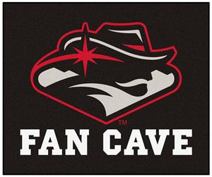 Fan Mats Univ of Nevada Man Cave Tailgater Mat