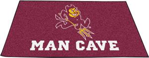 Fan Mats Arizona State University Man Cave UltiMat