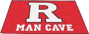 Fan Mats NCAA Rutgers Man Cave UltiMat