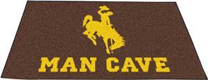 Fan Mats University of Wyoming Man Cave UltiMat