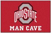 Fan Mats NCAA Ohio State Univ Man Cave Starter Mat