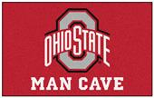 Fan Mats Ohio State University Man Cave UltiMat