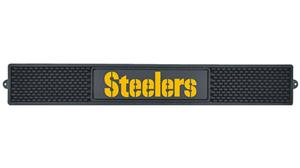 Fan Mats NFL Pittsburgh Steelers Drink Mat