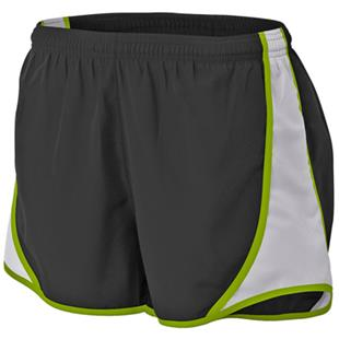 "A4 Women's Polyester 3"" Lined Speed Shorts"