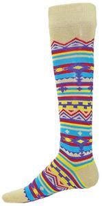 Red Lion Southwest Knee-High Athletic Socks