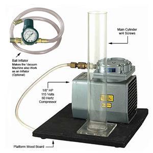 Markwort Totes SuperGrips Electric Vacuum Machine