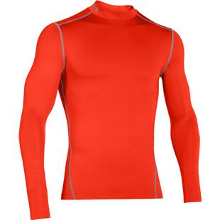 Under Armour Coldgear Compression L/S Mock Shirt