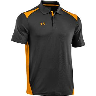 Under Armour Mens Team Colorblock Polo Shirts