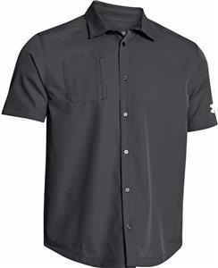Under Armour Mens Ultimate Buttondown S/S Shirt