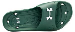Under Armour Mens Locker II Slide Footwear