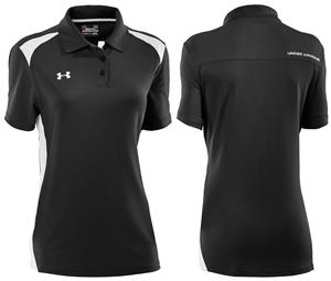 Under Armour Womens Team Colorblock Polo Shirt