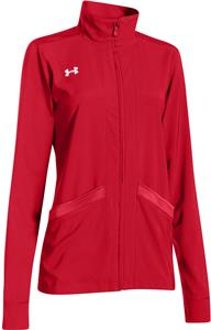 Under Armour Womens PreGame Warm Up Jacket