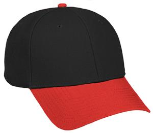 PRO Series Adjustable Wool Baseball Cap 21 Colors
