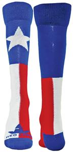 Red Lion Texas Over-The-Calf Knee High Socks