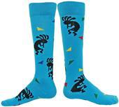 Red Lion Kokopelli Over-The-Calf Knee High Socks