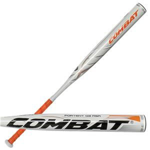 Combat portent asa slowpitch softball balanced bat for Portent of item protection