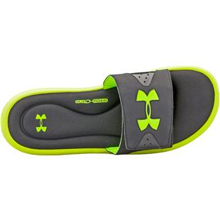 Under Armour Mens Ignite IV SL Slide Footwear