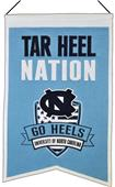 Winning Streak NCAA North Carolina Nations Banner