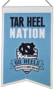 Winning Streak NCAA North Carolina Nations Banner