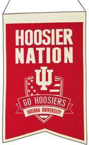 Winning Streak NCAA Indiana Nations Banner