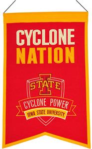 Winning Streak NCAA Iowa State Nations Banner