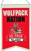 Winning Streak NCAA NC State Nations Banner