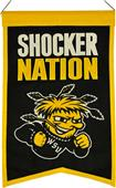 Winning Streak NCAA Wichita State Nations Banner