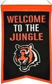 Winning Streak NFL Bengals Franchise Banner