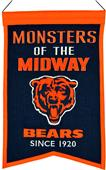 Winning Streak NFL Chicago Bears Franchise Banner