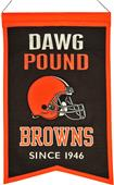 Winning Streak NFL Browns Franchise Banner