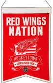 Winning Streak NHL Red Wings Nations Banner