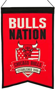 Winning Streak NBA Chicago Bulls Nations Banner