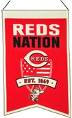 Winning Streak MLB Cincinnati Reds Nations Banner