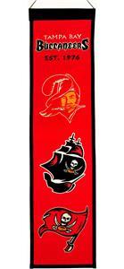 Winning Streak NFL Buccaneers Heritage Banner