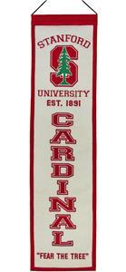 Winning Streak NCAA Stanford Heritage Banner