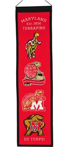 Winning Streak NCAA Maryland Heritage Banner