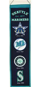 Winning Streak MLB Mariners Heritage Banner