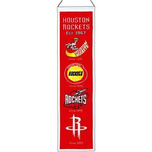 Winning Streak NBA Houston Rockets Heritage Banner