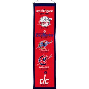 Winning Streak NBA Wizards Heritage Banner