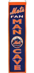 Winning Streak MLB New York Mets Man Cave Banner